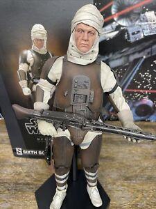 STAR WARS Sideshow Collectibles DENGAR 1/6 Sixth Scale Figure Bounty Hunter TESB