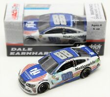 Dale Earnhardt Jr 2017 ACTION 1:64 #88 Nationwide Patriotic Chevy Monster Energy