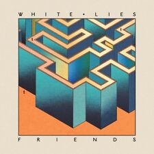 WHITE Lies-Friends (LP PICTURE +mp3) VINILE LP + mp3 NUOVO