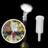 3 x 3-piece Cylinder Fermentor Airlock Home Brew Wine Beer a a