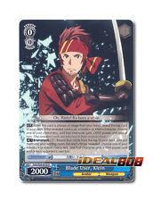 Weiss Schwarz Sword Art Online x 4 Blade User, Klein [SAO/S20-E078 R] English