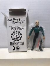 "Star Trek Capt. Picard From ""Tapestry 2"" Wizard/ToyFare Exclusive"