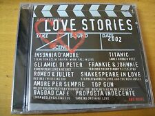 LOVE STORIES O.S.T. CD SIGILLATO BRANI TRATTI DA COLONNE SONORE