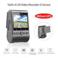 "Viofo A129 Capacitor 140° Wi-Fi Car Dash Camera Parking Mode HD 1080P 60FPS 2"""