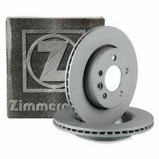 ZIMMERMANN Bremsscheiben für VW AMAROK PR-2E4 + CRAFTER (SY SZ) PR-1LA hinten