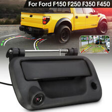 Car Backup Tailgate Handle Camera 2005-2014 Ford F-150 08-15 F-250/ F-350/ 450