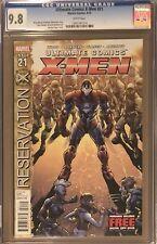 Ultimate Comics X-Men #21 CGC 9.8