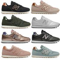 New Balance 373 Baskets Femmes WL373 Espadrilles Chaussures Basses de Sport