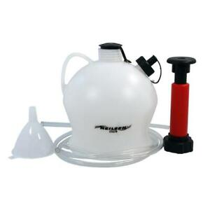 NEW Fluid/Oil Extractor Syphon Pump 4 Litre Water Transfer Engine Vacuum