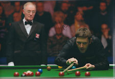Ricky WALDEN SIGNED 12x8 Photo Autograph COA AFTAL SNOOKER Shanghai Masters Win