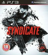 Syndicate Game PS3 Brand New NOT sealed Sent POST FREE in UK - Christmas Present