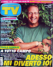 TV Sorrisi-'07-PAOLO BONOLIS,Luciano Pavarotti,Bianca Guaccero,Flavio Insinna,38