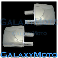 07-15 Toyota Tundra Chrome plated abs Full Towing Mirror Cover a pair kit