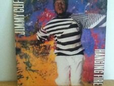 JIMMY   CLIFF           LP           HANGING   FIRE