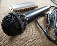 Dual-Z Blues Harp Mic Harmonica Microphone *SEE VIDEO*