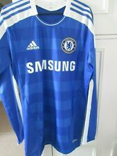 Chelsea 2011-2012 Player Issue BNWT CL Home Football Shirt size 7 /44037