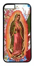 New Christian Lady of Guadalupe Virgin Mary Jesus Case Cover For iPhone Models