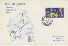 Europa CEPT 1964  Isle of Pabay  FDC
