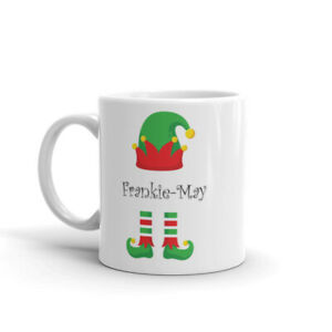 Personalised 11oz Christmas Cup Mug Gift Funny Novelty Present Secret Santa