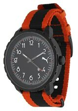 Puma Herren Armbanduhr GT2 Orange PU103391002U