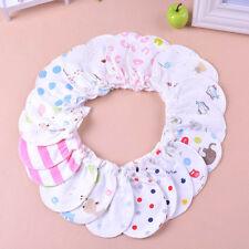 6pcs Newborn Baby Infant Soft Cotton Handguard Anti Scratch Mittens Gloves