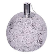 Lámpara de aceite exterior jardín Cemento ø 18 cm CARISMA