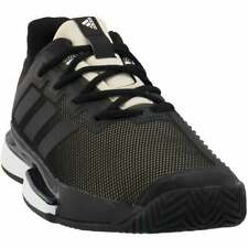 adidas Solematch Bounce  Casual Other Sport  Shoes - Black - Womens