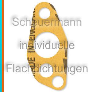 Ölpumpen-dichtung An Engine Block Opel Kadett A, Kadett C 1,0L+1,2L