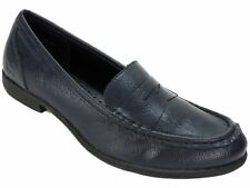 b.o.c. Women's Laurene Flats Navy Blue Casual Slip On Shoes Size 8.5 M