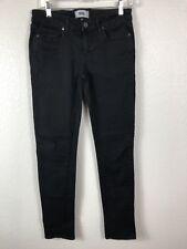 Paige Womens Jeans Size 28 Black Skyline Skinny Jeans EUC