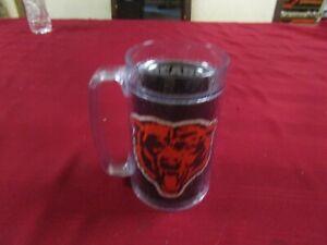 Vintage Chicago Bears thermo serve mug