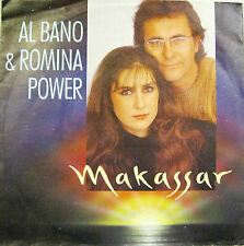 "AL BANO & ROMINA POWER ""MAKASSAR""  45' Germany near mint"