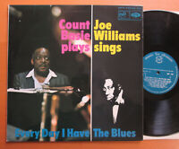 MFP 1101 Count Basie Joe Williams Every Day I Have The Blues 1959 NM Vinyl