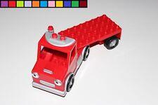 Lego Duplo - LKW Lastwagen - Packer - Bob der Baumeister - rot - aus 3288