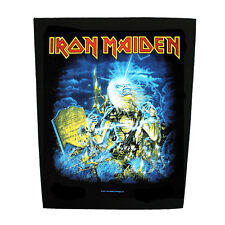 IRON MAIDEN official Backpatch Live After Death dos écusson Heavy Metal