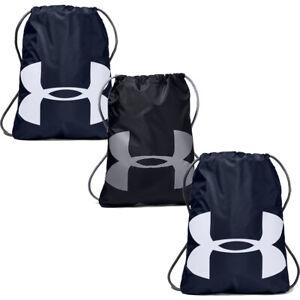 Gymsack Under Armour Drawstring Bag Ozsee Sackpack Gym Sack Sports Black Navy