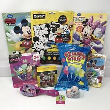 Disney Mickey & Minnie Mouse Gift Set, 9-items Including COTTON CANDY