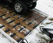 Caliber 13200 Snowmobile Trailer Track Grip System - 6 Pack