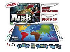 Jeu de société Risk nouvelle édition - Le jeu de conquête stratégique Hasbro TBE