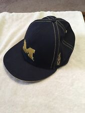 the latest a886c 74716 UM Michigan Wolverines Cap Hat Snapback SIGNATURES Blue Yellow Maize NCAA