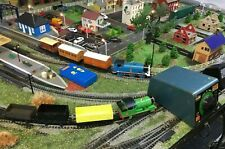 More details for thomas & friends oo illuminated layout 6ft x 4ft incl. thomas & percy locos etc