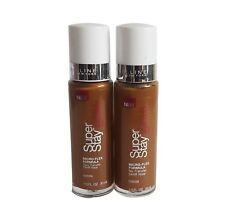 Maybelline SuperStay 24 hour Make Up Foundation - COCOA (2 x Bottles)