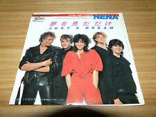 "NENA Just A Dream JAPAN 7"" 07.5P-289"