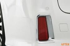Rear Reflector Garnish Rim Exterior Trim For Toyota Vellfire Alphard 3rd Gen