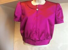 Woman's Bluegirl Bluemarine top size I 44