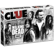 Clue: The Walking Dead AMC [New ] Board Game