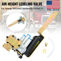 Truck Air Height Leveling Valve Control Kit For Neway Style Haldex 90054007 GM