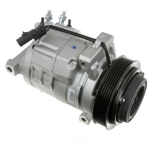A/C  Compressor And Clutch- New  Omega Environmental Technologies  20-21785AM