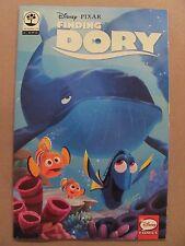 Finding Dory #1 Disney Pixar Joe Books 2016 Series 9.6 Near Mint+