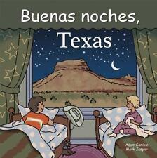 Buenas Noches, Texas (Spanish Edition) - LikeNew - Gamble, Adam - Board book